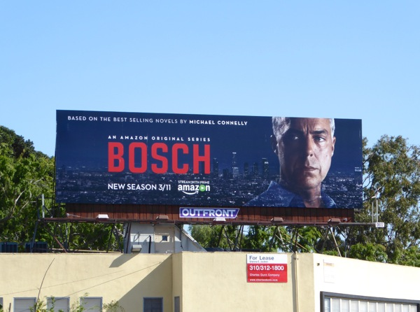 Bosch season 2 billboard