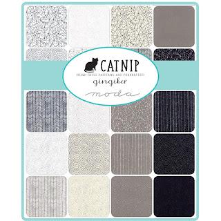 Catnip Fabric by Gingiber for Moda Fabrics