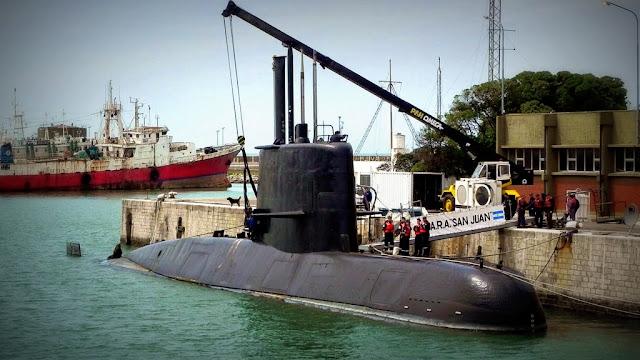 Agradecimiento argentino al apoyo internacional en la búsqueda del ARA San Juan @CancilleriaARG