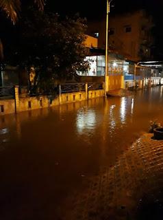 banjir di Tanjungbalai