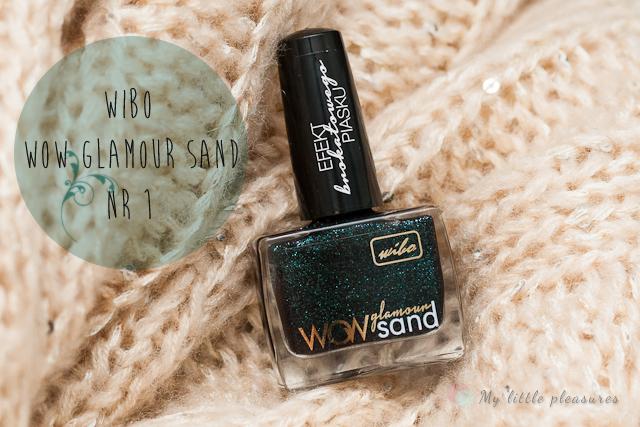 Wibo WOW Glamour Sand nr 1 - Miłość, Szmaragd i...
