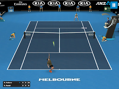 Australian Open Tennis Game MOD APK