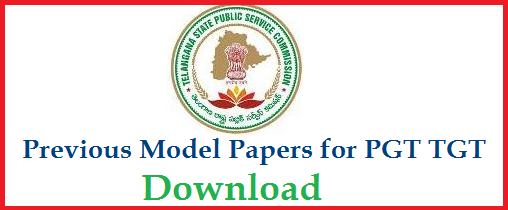 TSPSC has released Gurukula Recruitment Notification for PGT TGT Posts in Telangana Download Model Papers for Trained Graduate Teachers TGT Post Graduate Teachers Telugu Hindi English Maths Physical Science natural Science and Social previous-model-papers-for-gurukula-pgt-tgt-maths-science-english-download