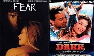Fear (1996)– Darr (1993)