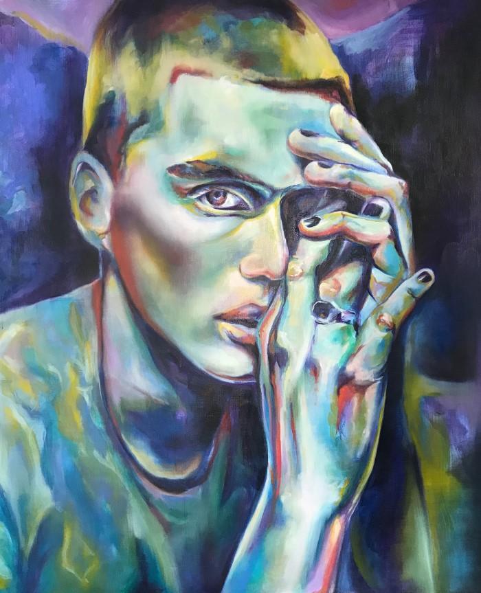 художник-реалист. Daphne Schrijver