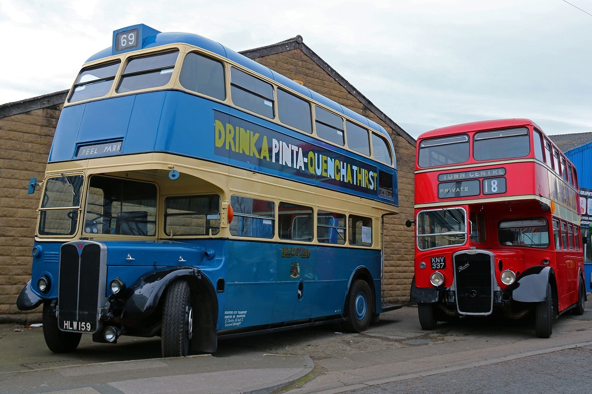 Focus transport november 2017 staying in the but crossing the border into yorkshire north dewsbury bus museum recently held their annual transport fair and open day sciox Images