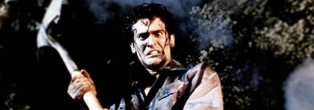 Bruce Campbell als Star der Evil Dead Serie!