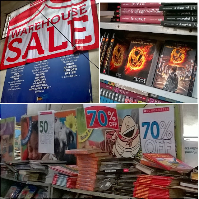 books, scholastic, book sale, All-Around Pinay Mama, book buffet