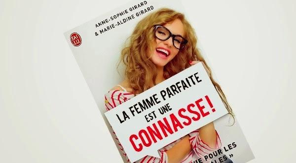 Livre La femme parfaite est une connasse !
