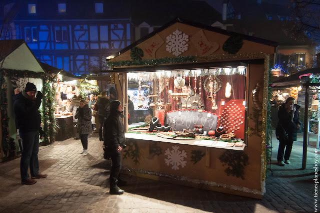 Mercado de Navidad Colmar