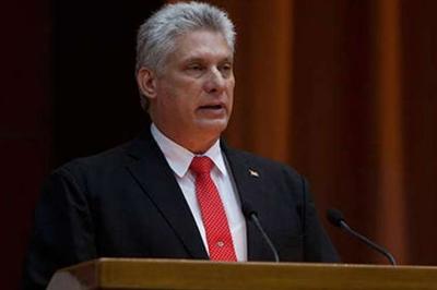 Cuba: Díaz-Canel: la Revolución transita intacta por su año 60