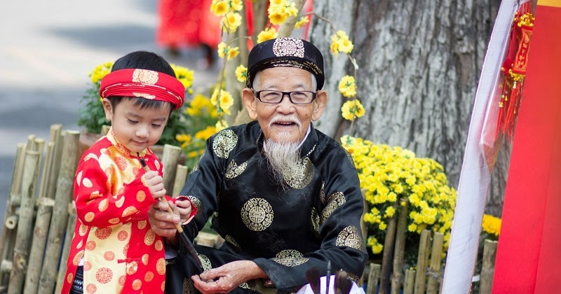 tet holiday vietnam traditional lunar new year vietnam travel magazine. Black Bedroom Furniture Sets. Home Design Ideas