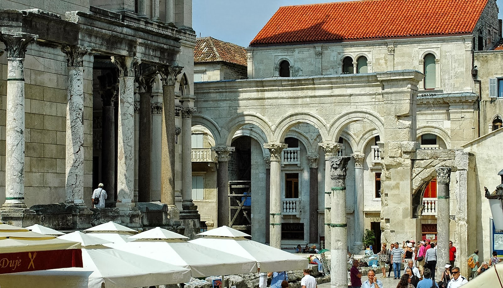 palace of diocletian - photo #33