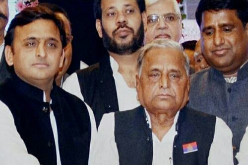 SP: Mulayam Singh gave this shock to Congress