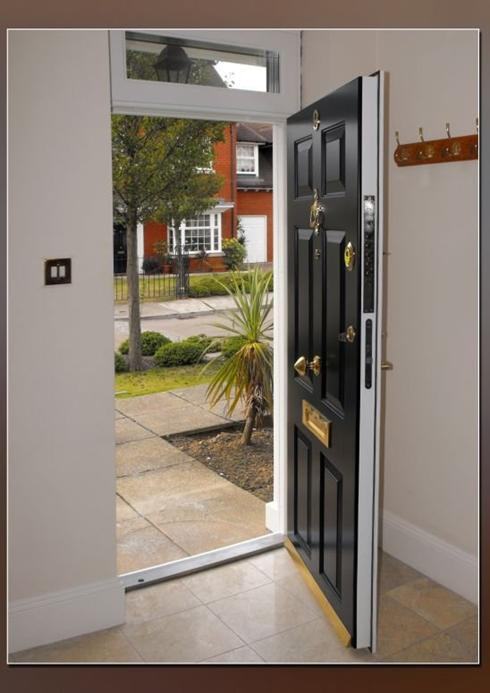 4 Facts To Know Before Purchasing Residential Security Doors Patel