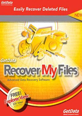 Download GetData Recover My Files PRO 5.2.1.1964 + Crack