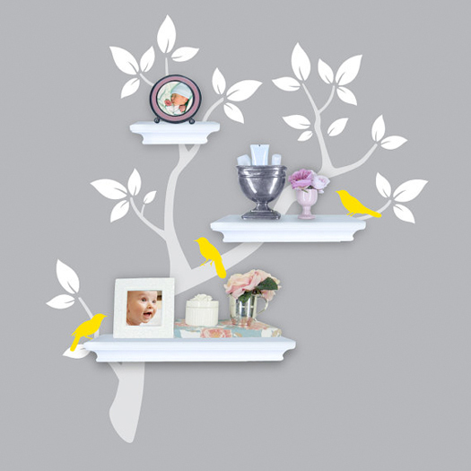 Bird Wall Decals On Pinterest Wall Decals Decals And