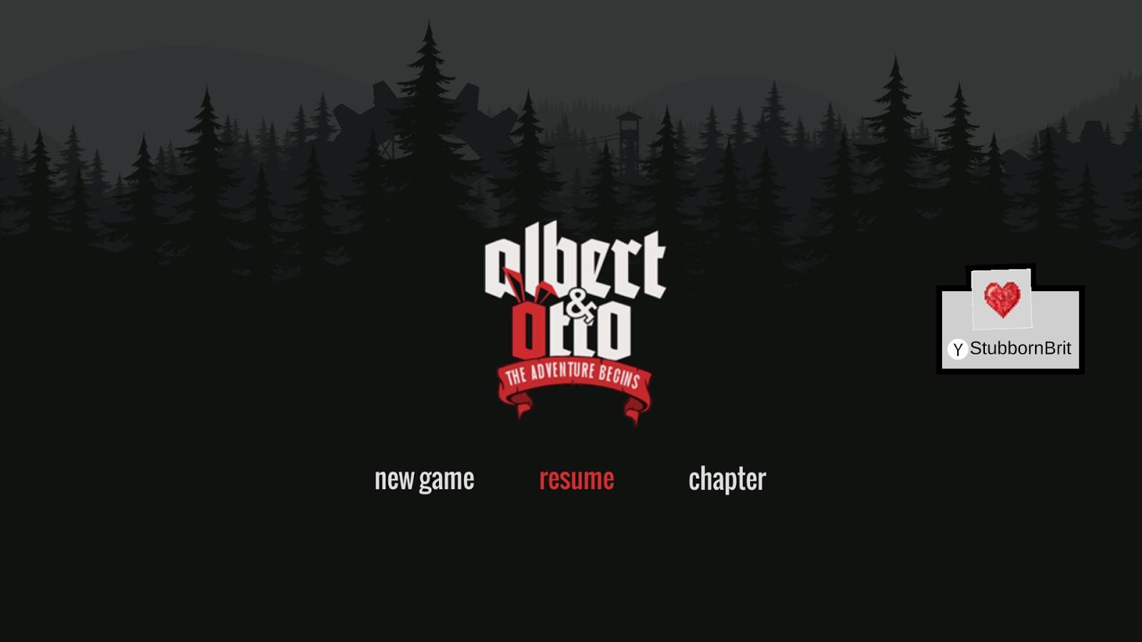 Albert & Otto (Xbox)