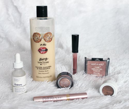 Favourite Drugstore Discoveries of 2017