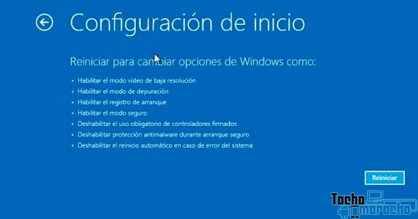 instalar controladores no firmados windows 10 cmd