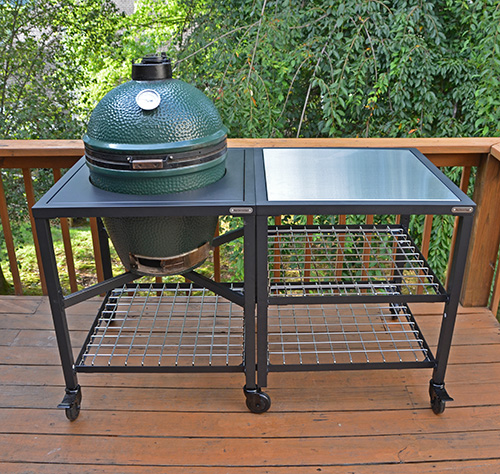 Product Review New Big Green Egg Modular Nest Systems