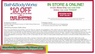 bath and body works coupons dec 2019 printable