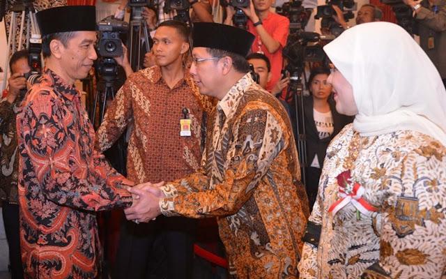 """Jokowi Sebut """"Jangan Campur Aduk Politik dengan Agama"""", Menteri Lukman Malah Membela"""