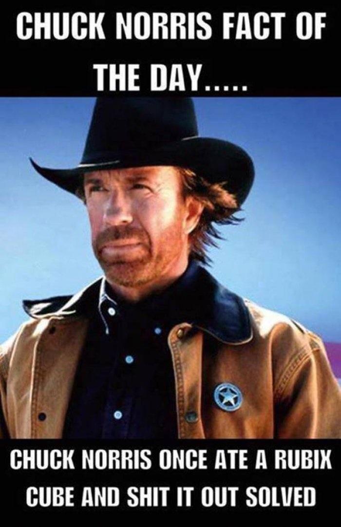 Chuck Norris Memes 17