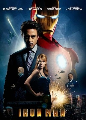 Watch Iron Man (2008) Full Movie Online For Free English Stream