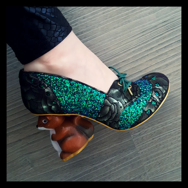wearing irregular choice secret squirrel