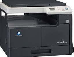 Driver Konica Minolta Bizhub 164 Windows, Mac Download