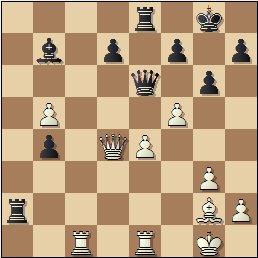 Final de la partida de ajedrez Isern-Cabré 1931