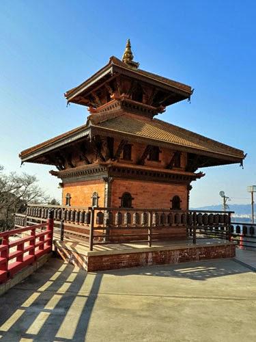 Nepalese Temple, Kongoji Temple, Gamagori, Aichi.