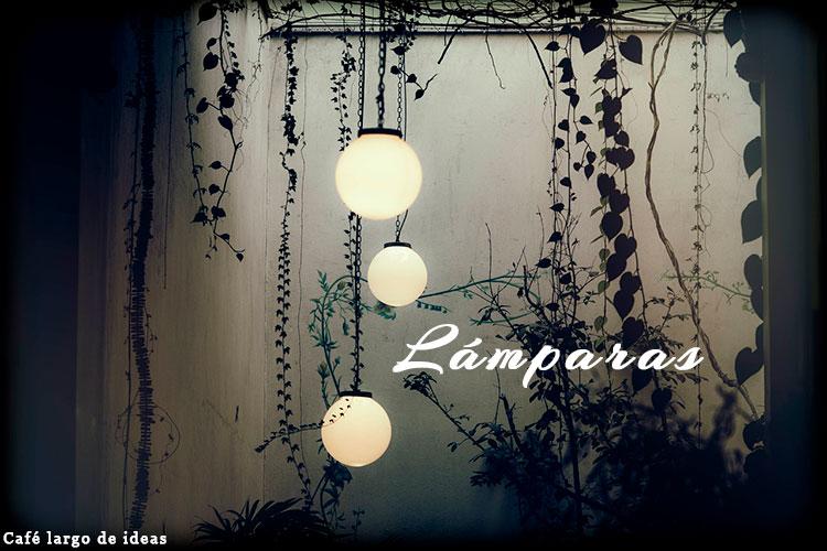 Lámparas originales y divertidas
