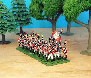 Der Kriegspielers Swiss Line Infantry