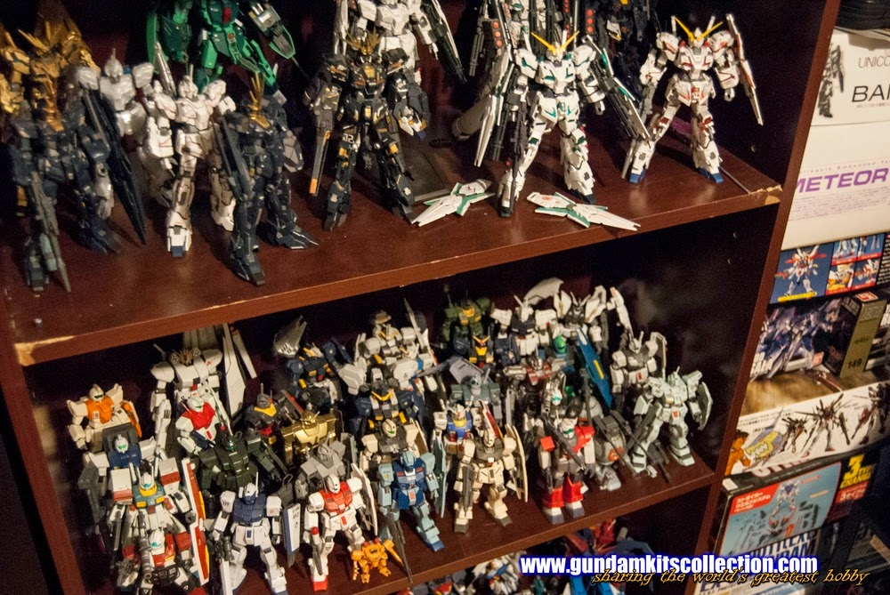 Gundam Kits Collection