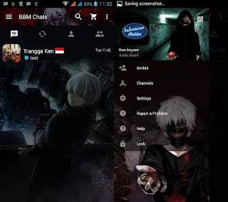 BBM MOD Tokyo Ghoul
