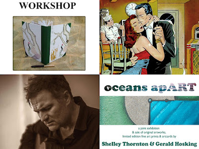 St Ives Arts Club - What's On - April 2016
