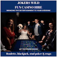 Jokers Wild Fun Casino Hire
