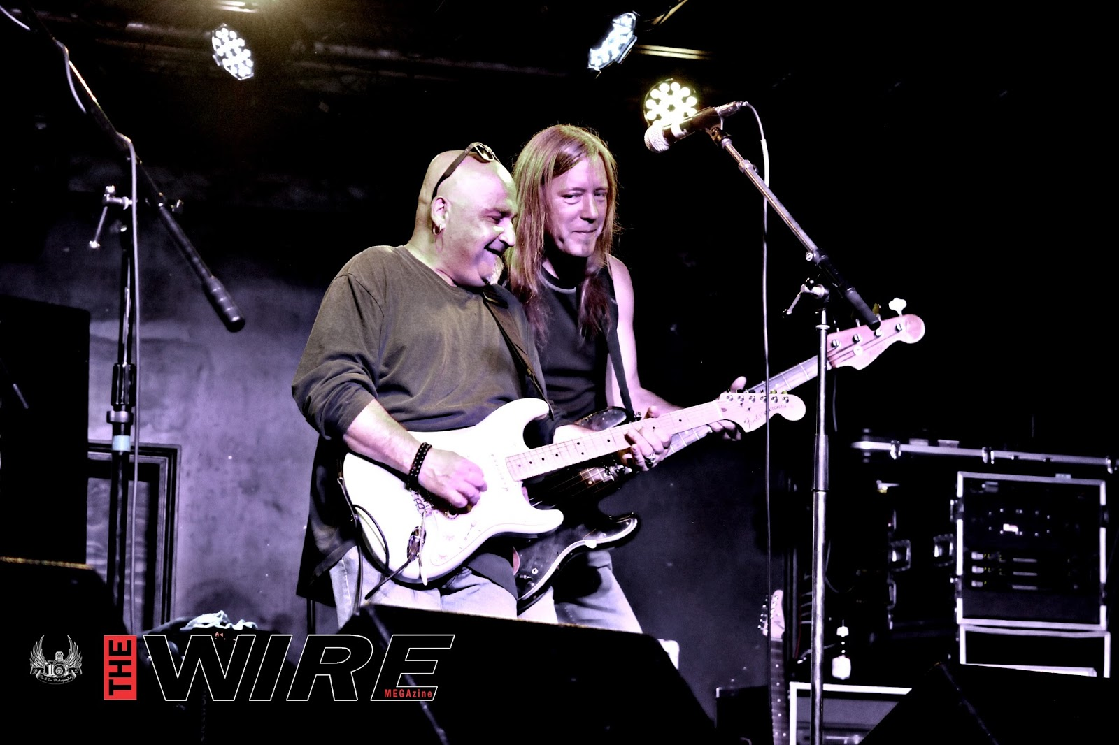 Rockin the Roof off The Rockpile for Herve Basset - The Wire ...