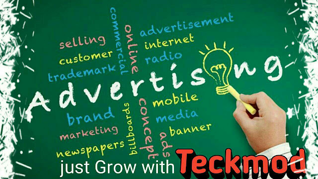 Advertise on TeckMod post your Ads on our website