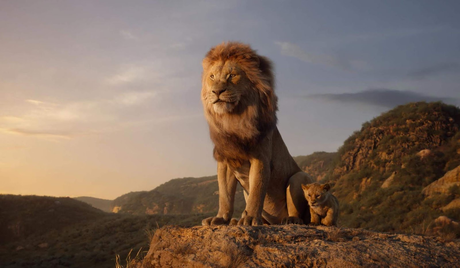 The Lion King trailer gives us Scar, Timon, Pumbaa, and more