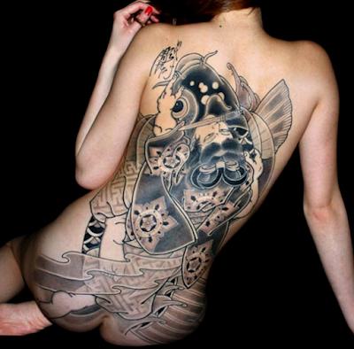 tatto Horitata