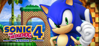 Sonic 4 Episode I Apk + Data For Android (Paid)
