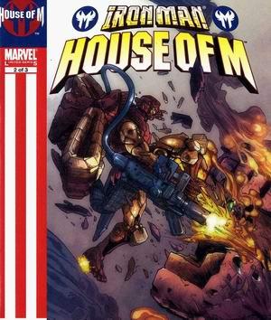 House of M: Iron Man #2 PDF