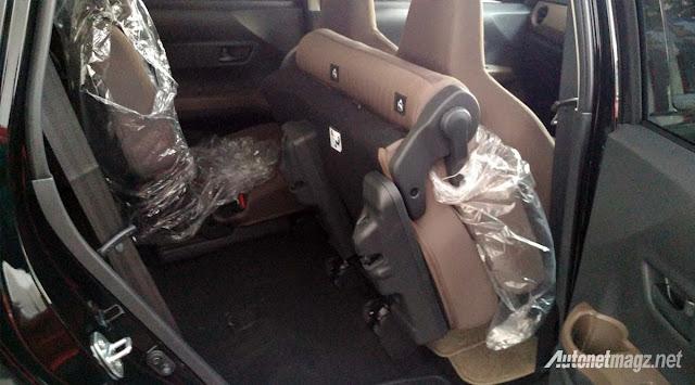 Toyota Calya mini MPV second row tumble in Images -  - Toyota Calya – MPV 7 chỗ giá siêu rẻ sắp ra mắt ở Indonesia
