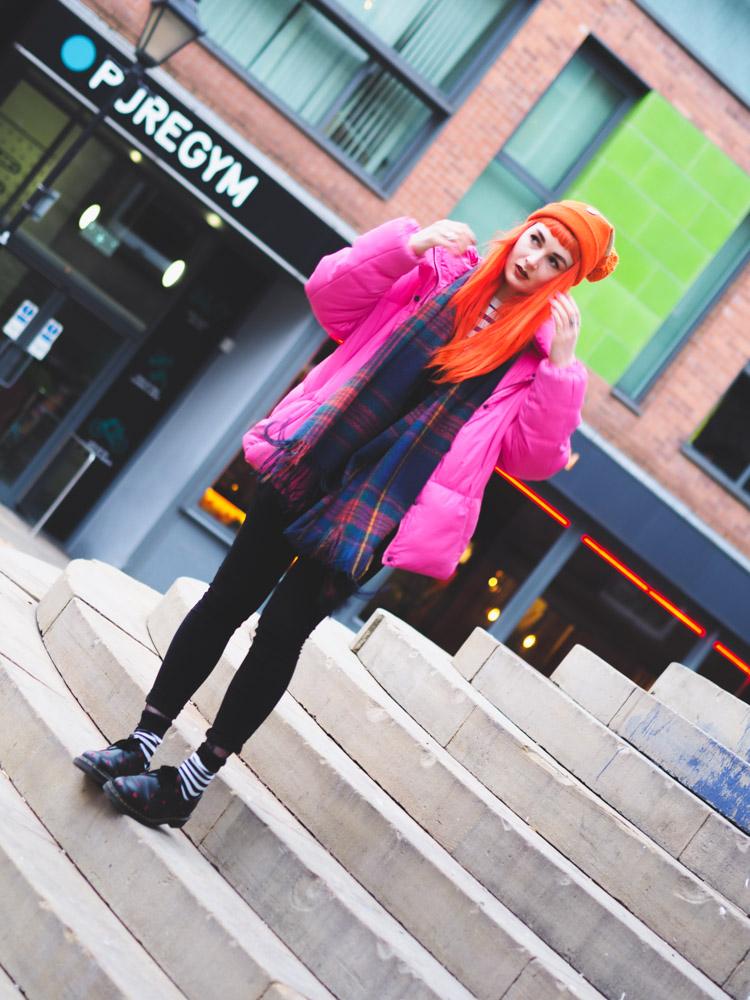 Alternative Fashion Blogger Foxxtailz
