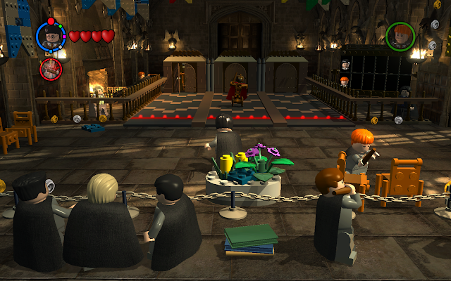 LEGO Harry Potter Years 1-4 PC Full Version Screenshot 1