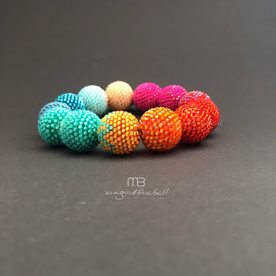 bead crochet ball