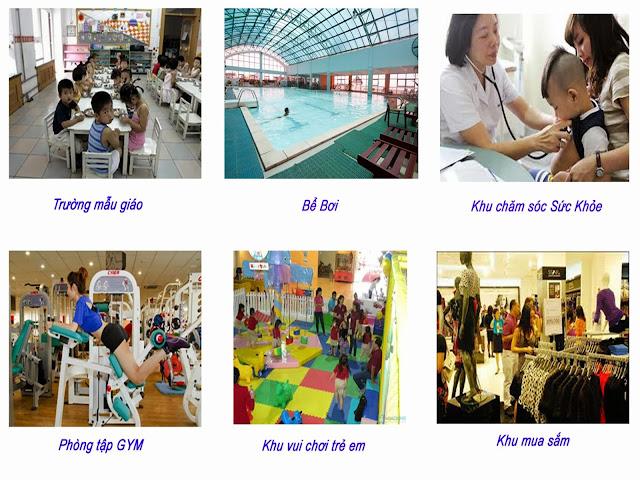 Tiện ích chung cư Phú Mỹ Complex nâng tầm chất lượng cuộc sống cư dân